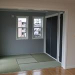 空間を最大限に利用したロフトのある家