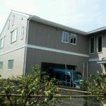 既存住宅に増築工事